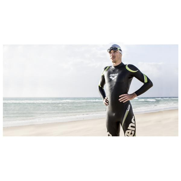 TriWetSuit Carbon black/gre