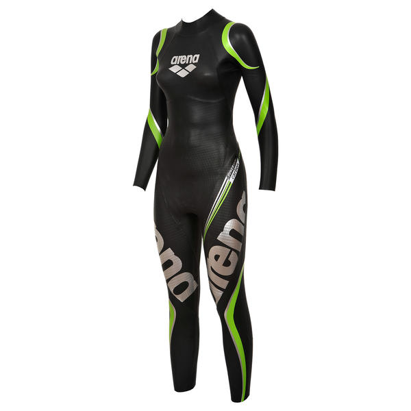 Arena W TriWetSuit Carbon black/g