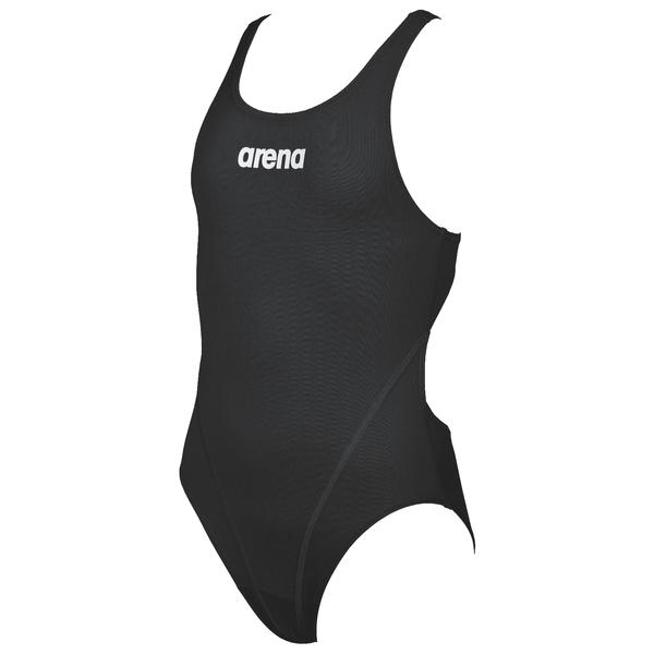 Arena G Solid jr SwimTech musta