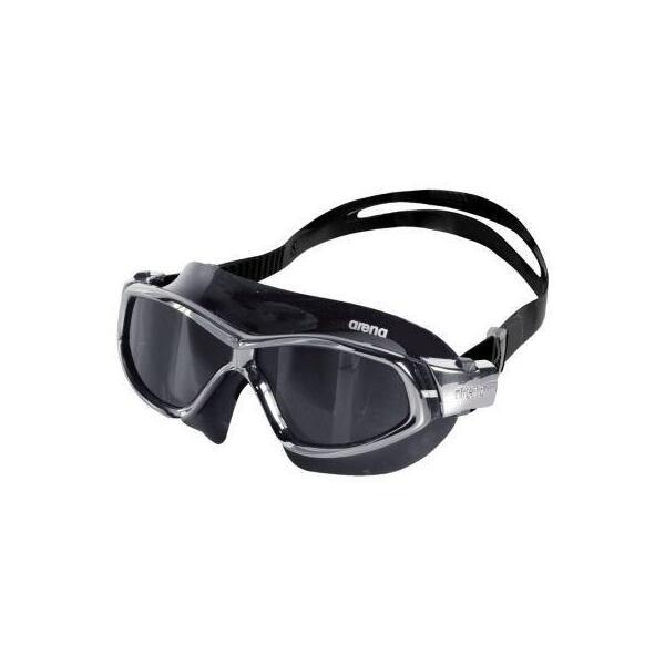 Arena Orbit uimalasi black/black