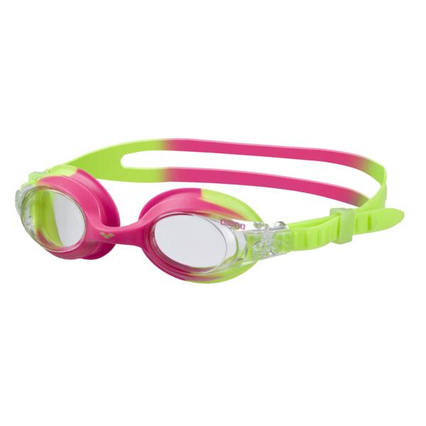 Arena X-Lite Kids uimalasi vihr/pink
