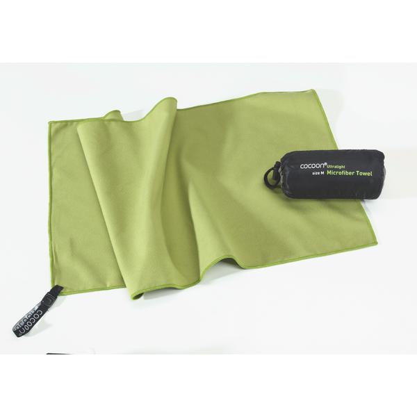 Microfiber Towel green M