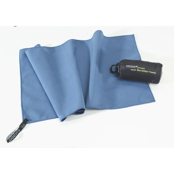 Microfiber Towel blue M