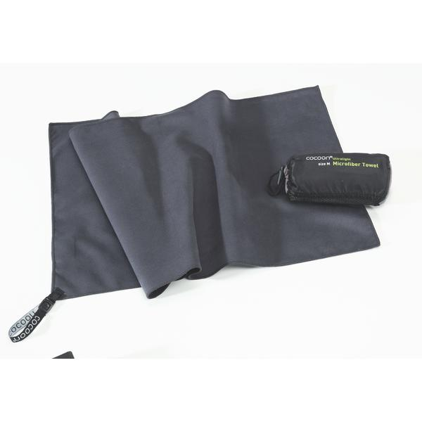 Microfiber Towel grey L